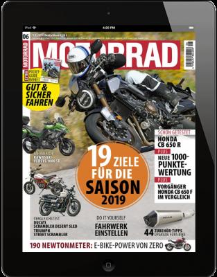 MOTORRAD 6/2019 Download