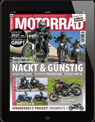 MOTORRAD 8/2021 Download