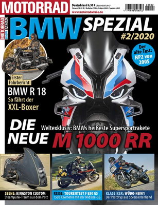 MOTORRAD BMW Spezial 2/2020