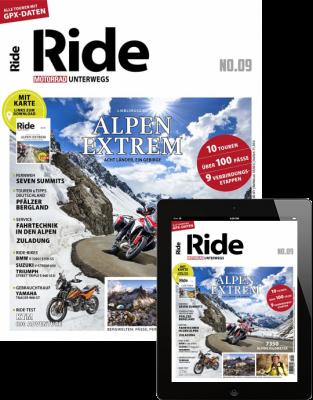 MOTORRAD RIDE Kombi-Abo