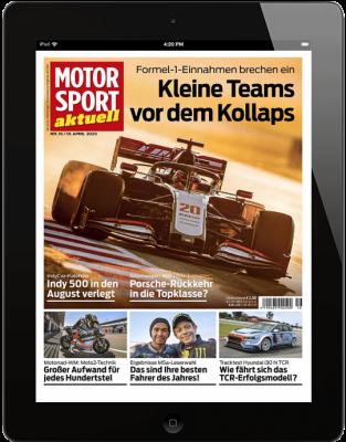 MOTORSPORT AKTUELL 16/2020 Download