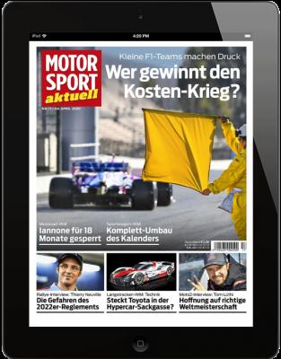 MOTORSPORT AKTUELL 17/2020 Download
