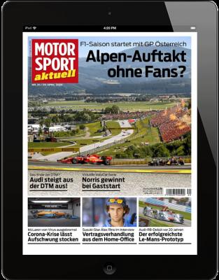 MOTORSPORT AKTUELL 20/2020 Download