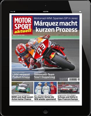 MOTORSPORT AKTUELL 21/2019 Download
