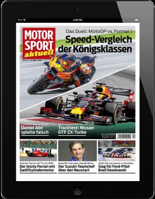 MOTORSPORT AKTUELL 24/2020 Download