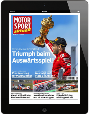 MOTORSPORT AKTUELL 30/2018 Download