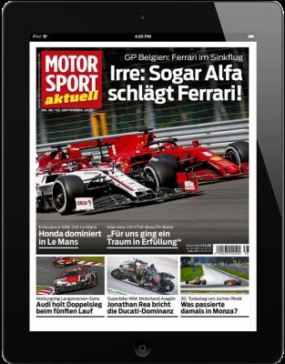 MOTORSPORT AKTUELL 38/2020 Download