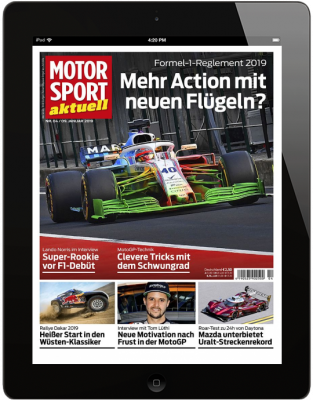 MOTORSPORT AKTUELL 4/2019 Download