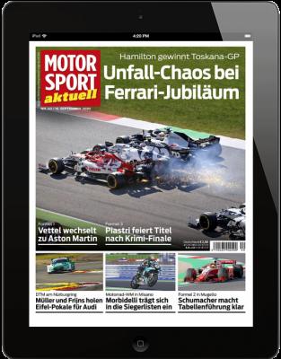 MOTORSPORT AKTUELL 40/2020 Download