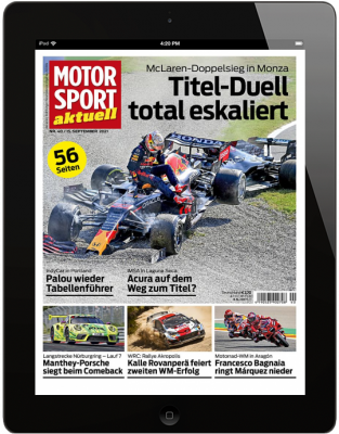 MOTORSPORT AKTUELL 40/2021 Download
