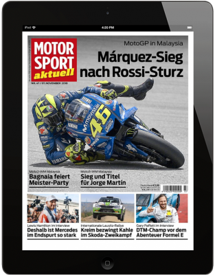 MOTORSPORT AKTUELL 47/2018 Download