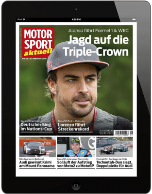 MOTORSPORT AKTUELL 8/2018 Download