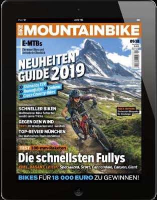 MOUNTAINBIKE 9/2018 Download