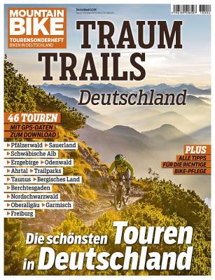 MOUNTAINBIKE Traumtrails Deutschland 2/2018