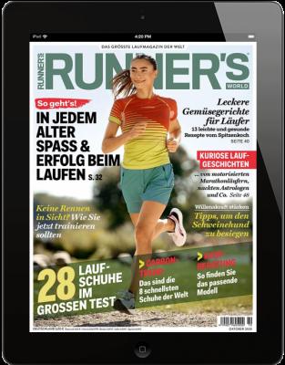 RUNNER'S WORLD 10/2020 Download