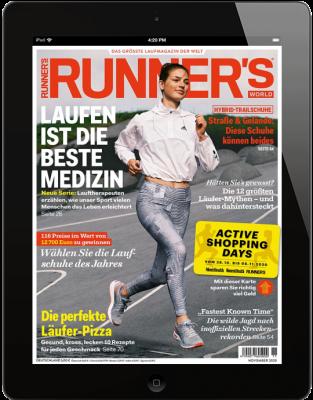 RUNNER'S WORLD 11/2020 Download