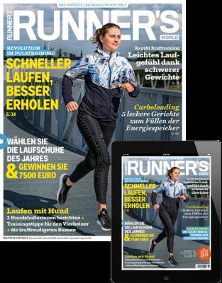 RUNNER'S WORLD Kombi-Abo