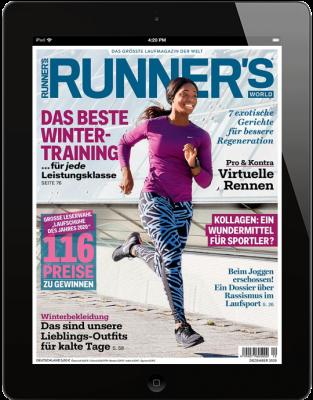 RUNNER'S WORLD 12/2020 Download