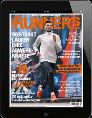 RUNNER'S WORLD 2/2021 Download