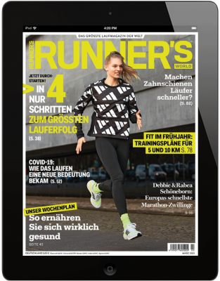 RUNNER'S WORLD 3/2021 Download