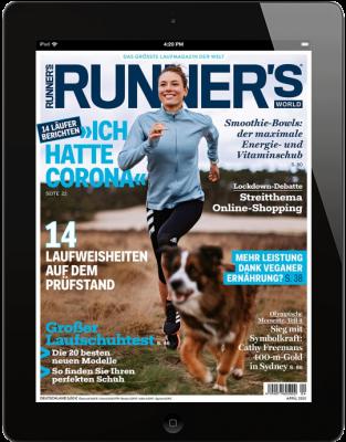 RUNNER'S WORLD 4/2021 Download
