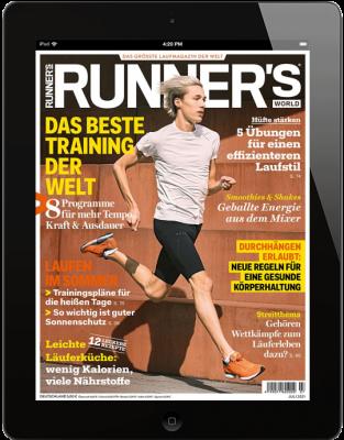 RUNNER'S WORLD 7/2021 Download