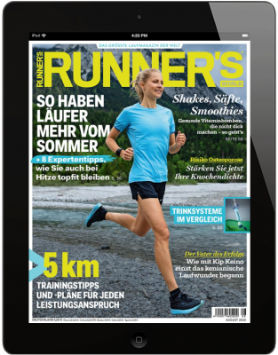 RUNNER'S WORLD 8/2020 Download