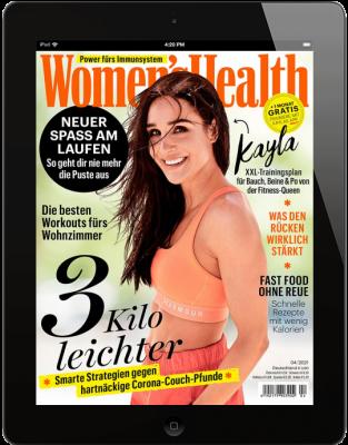 WOMEN'S HEALTH 4/2021 Download
