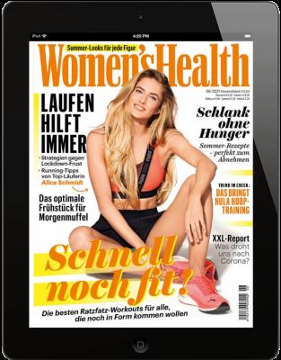 WOMEN'S HEALTH 6/2021 Download