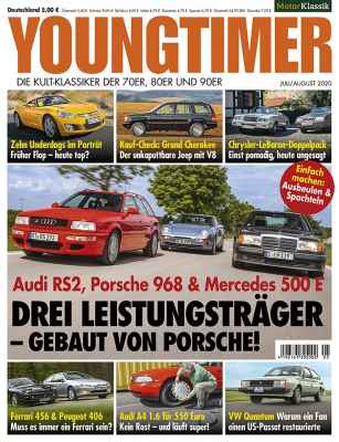 YOUNGTIMER 5/2020