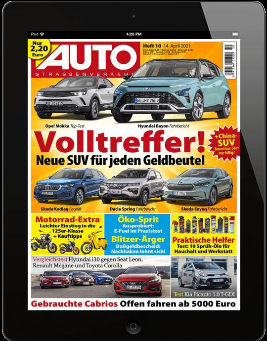 AUTO STRASSENVERKEHR digital
