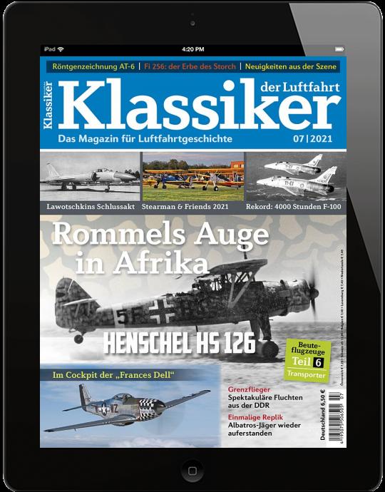 KLASSIKER DER LUFTFAHRT digital