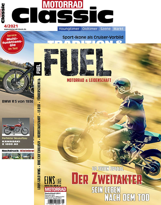 FUEL + MOTORRAD CLASSIC