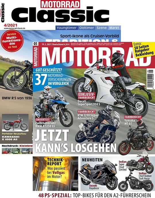 MOTORRAD + MOTORRAD CLASSIC