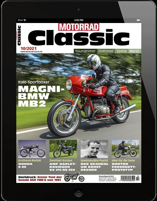 MOTORRAD CLASSIC digital