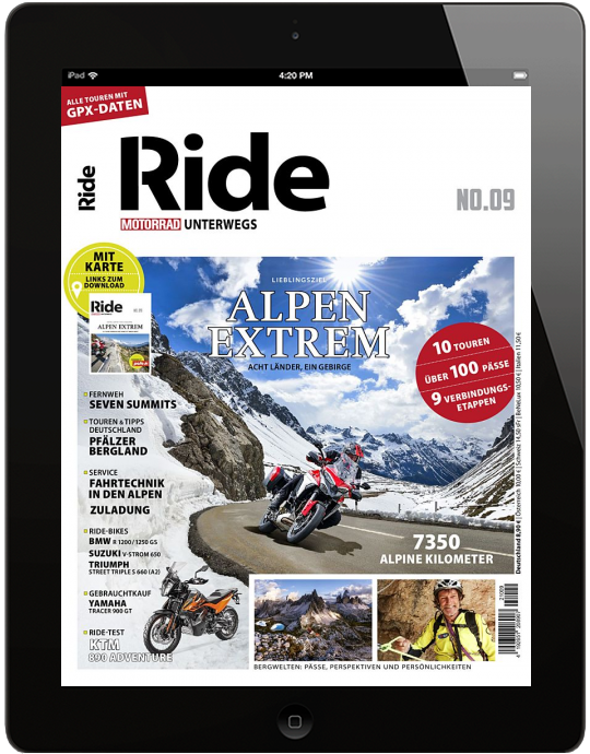 MOTORRAD RIDE digital