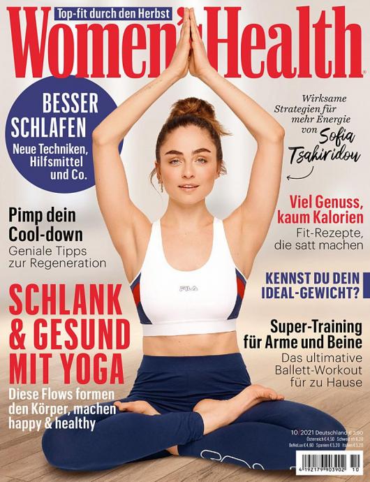 WOMEN'S HEALTH pocket